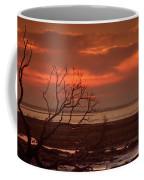 Seashore At Dawn Coffee Mug