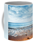 Seashore Coffee Mug by Carlos Caetano