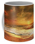 Seashore Sunset Coffee Mug