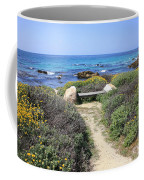 Seaside Bench Coffee Mug