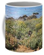 Seaside Flowers Coffee Mug