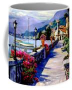 Seaside Pathway 3 Coffee Mug