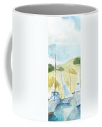 Seaside Sails Coffee Mug