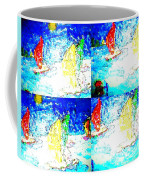 Seaside-regatta Coffee Mug