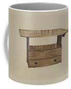 Seat Table Coffee Mug