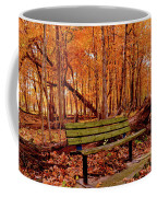 Seat To Autumn Coffee Mug