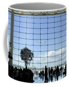 Seatac Airport K088 Coffee Mug