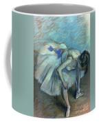 Seated Dancer Coffee Mug