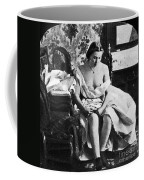 Seated Nude, C1861 Coffee Mug