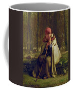 Seated Shepherdess Coffee Mug