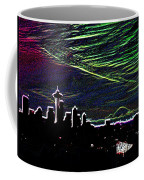 Seattle And Da Mountain Coffee Mug