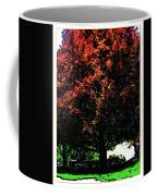Seattle Chateau Ste Michelle Tree Coffee Mug