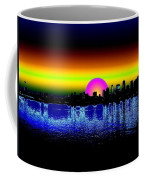 Seattle Dawning Coffee Mug