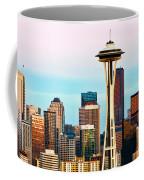 Seattle Daylight Coffee Mug
