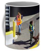 Seattle Dock Dog Workers 1 Coffee Mug