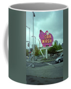 Seattle - Elephant Car Wash 2 Coffee Mug