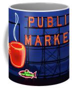 Seattle Glow Coffee Mug