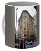 Seattle - Misty Architecture Coffee Mug