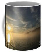 Seattle Morning Fog Coffee Mug