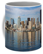 Seattle Reflection Coffee Mug