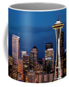 Seattle Skyline Coffee Mug