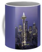 Seattle Space Needle 0200 Coffee Mug