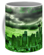 Seattle Washington - The Emerald City Coffee Mug