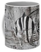 Seawall Art Coffee Mug