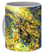 Seaweed On Rock In Ocean Coffee Mug