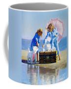Seaweed Tea Coffee Mug