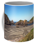 Secluded Beach Coffee Mug