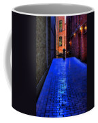 Secluded Patio Coffee Mug
