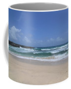 Secluded Remote Beach Of Boca Keto In Aruba Coffee Mug