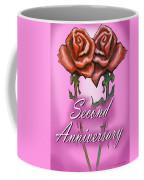 Second Anniversary Coffee Mug