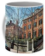Second Harrison Gray Otis House  Coffee Mug by Wayne Marshall Chase