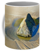 Second Study Of A Rock Coffee Mug