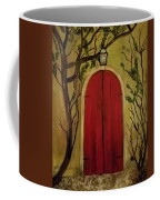 Secret Door Coffee Mug