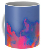 Secret Life Of Clouds Coffee Mug