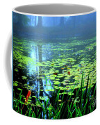 Secret Quiet Pond Coffee Mug