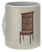 Secretary Desk Coffee Mug
