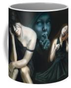 Secrets Make You Sick Coffee Mug