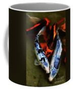 Secrets Of The Wild Koi 10 Coffee Mug