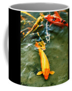 Secrets Of The Wild Koi 11 Coffee Mug