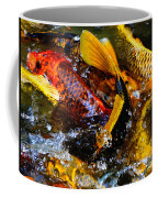 Secrets Of The Wild Koi 2 Coffee Mug