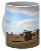 Secure Fence Coffee Mug