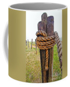 Secured Against The Fog Coffee Mug