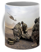 Security Force Team Members Wait Coffee Mug