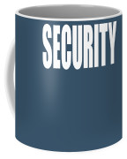 Security Coffee Mug
