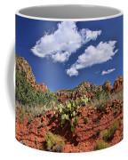 Sedona # 16 - Red Rocks Coffee Mug