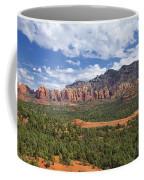 Sedona Arizona Landscape Coffee Mug